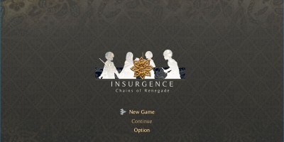 【RPG】叛乱-叛徒的线索!(inInsurgence - Chains of Renegade!)【EN】