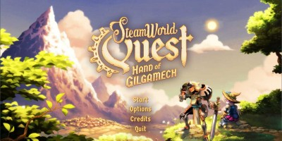 【EN】蒸汽世界冒险:吉尔伽美什之手(SteamWorld Quest: Hand of Gilgamech)