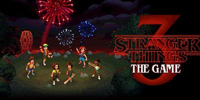 【EN】怪奇物语 3 游戏(Stranger Things 3: The Game)