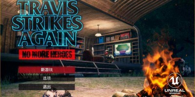 【简中】英雄不再: 特拉维斯再次出击 完整版(Travis Strikes Again: No More Heroes Complete Edition)