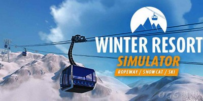 【EN】冬季度假村模拟(Winter Resort Simulator)